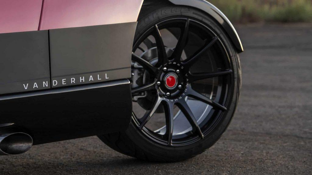 19 inch black wheels