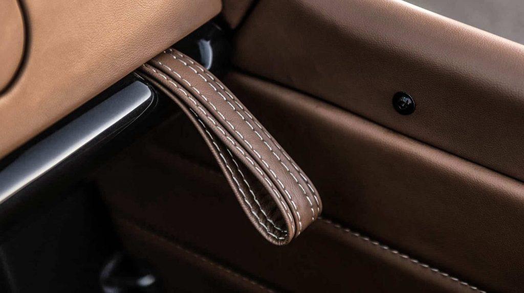 Carmel GTS features door pulls