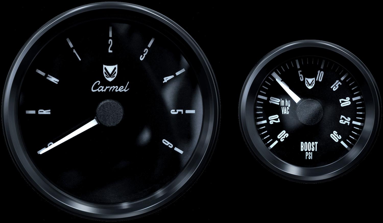 Carmel GTS gauges