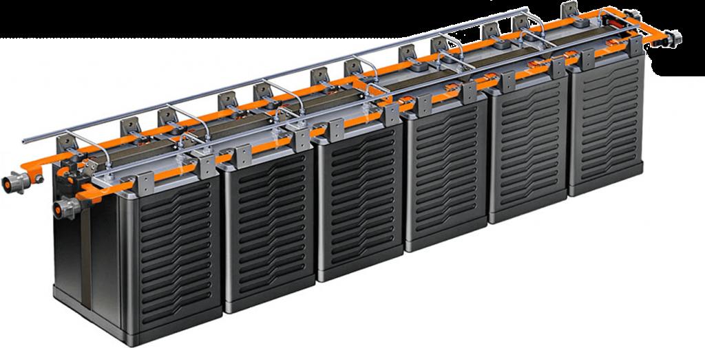 Navarro Battery System