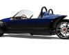 Carmel Royal Blue side rear