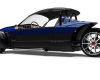 Carmel Royal Blue side rear capshade noline