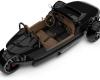 Venice GTS Obsidian Black high rear