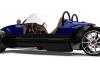 Venice GTS Royal Blue side rear